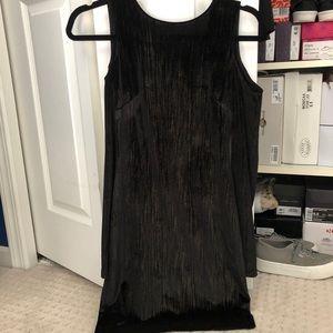 Topshop velvet dress worn ONCE
